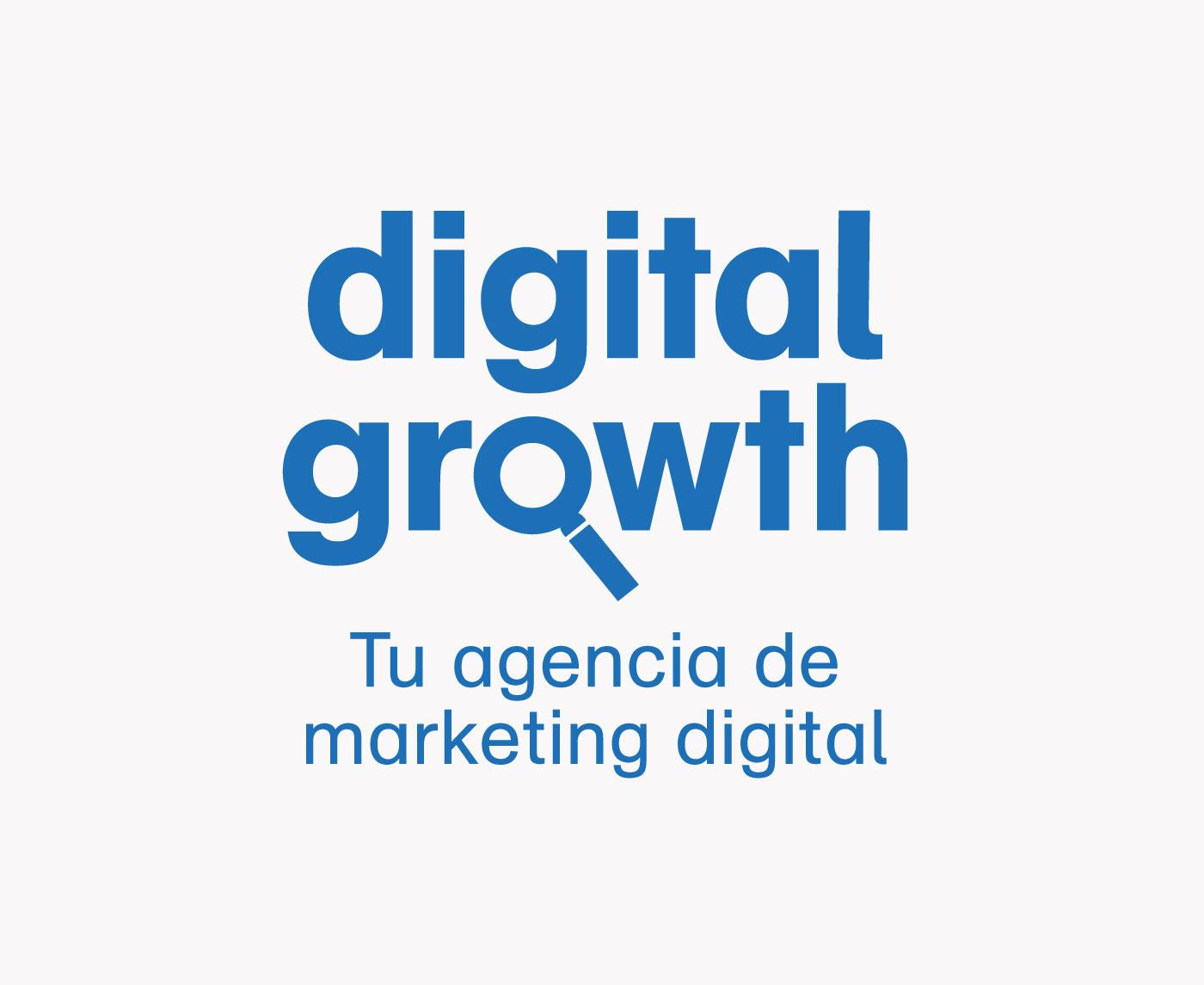 Branding logotipo agencia marketing digital