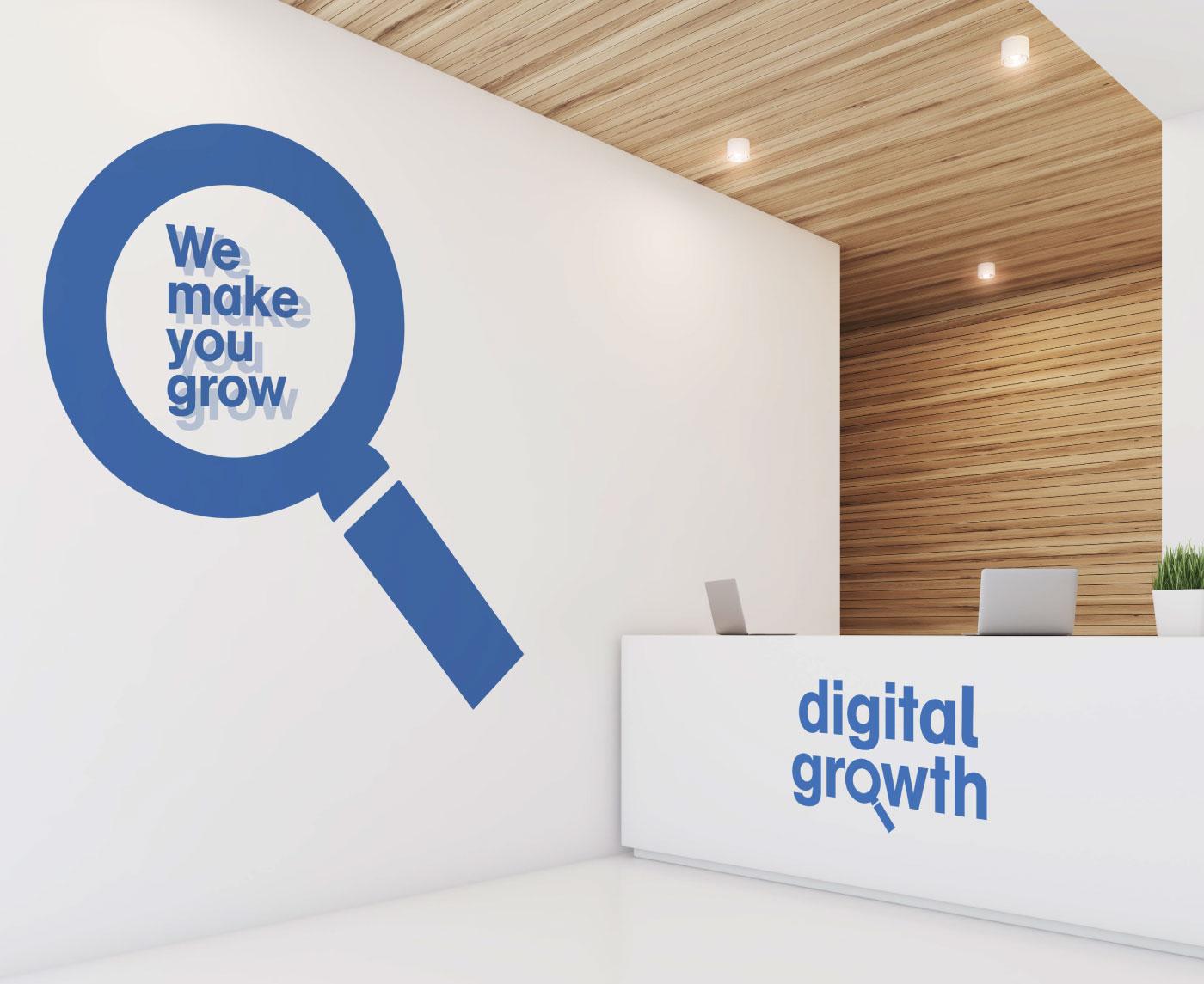 Decoración agencia marketing digital