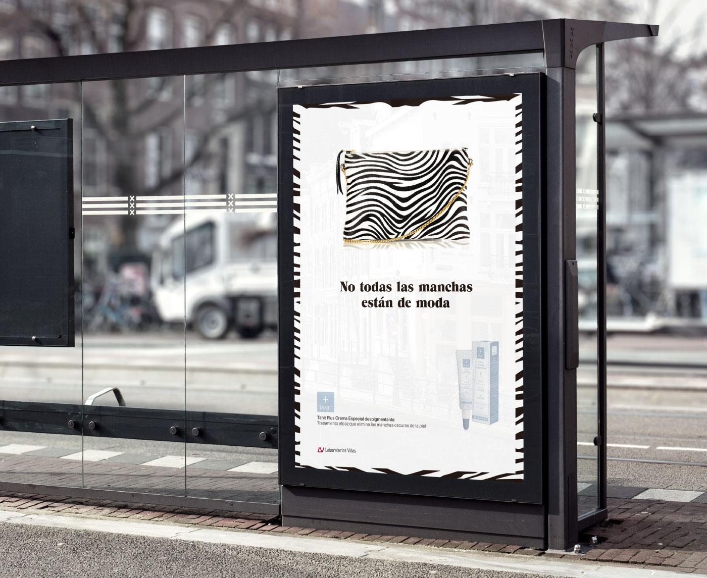 Propuesta de campaña creativa producto despigmentante de la piel